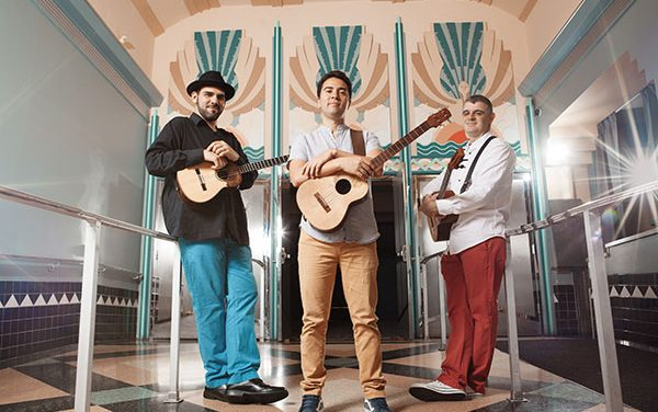 C4 Trío dice presente en los Grammy®