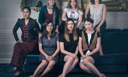 HRF en Vogue: Hijas de la Revolución