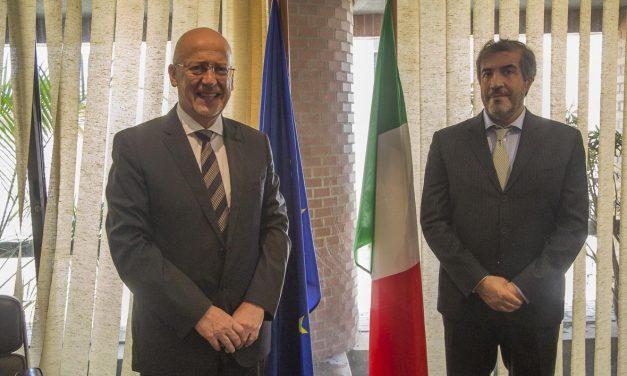 El Consulado General de Italia en Caracas introduce nuevas metodologías de trabajo