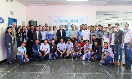 """Ford Motor de Venezuela dio inicio a la 5ta cohorte de """"Conduciendo tu futuro"""""""