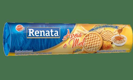 Saludables y deliciosas así son las Galletas Avena y Miel de Renata