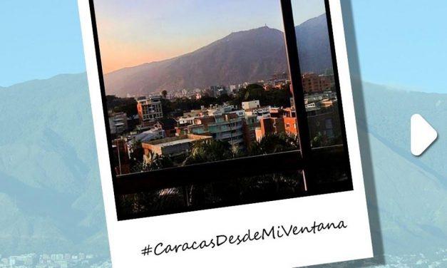 #CaracasDesdeMiVentana, Captura esa Ciudad que ves a diario desde tu casa junto a La Guía de Caracas